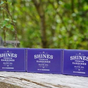 Shines Premium Tinned Sardines in Olive Oil