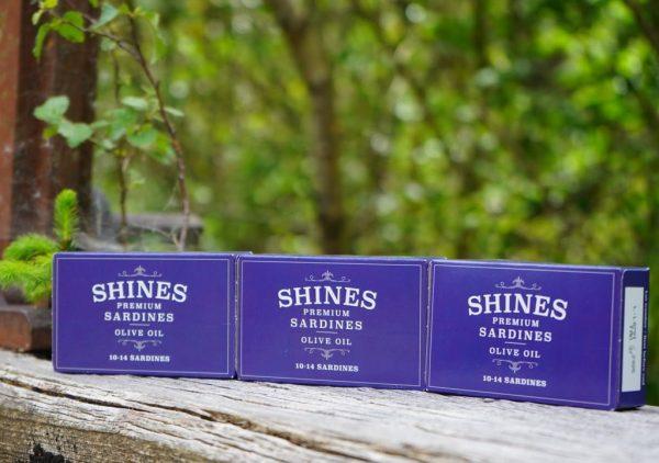 Shines Sardines Product