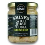 Shines Wild Irish Tuna in Olive Oil -185g