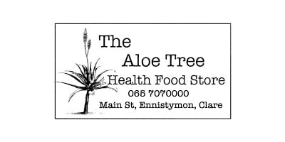 "The Aloe Tree <span class=""wordpress-store-locator-store-in"">Store in Ennistymon</span>"