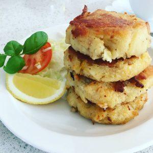 Gluten Free Tuna Cakes