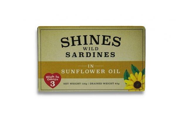 Sardines Sunflower Product