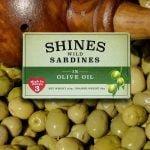 Shines Wild Sardines in Olive Oil -118g