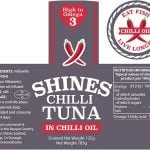 Shines Wild Yellowfin Tuna in Chilli Oil – 185g